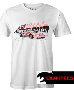 Action Motor T Shirt