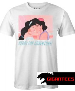 Aladdin Ready For Adventure T ShirtAladdin Ready For Adventure T ShirtAladdin Ready For Adventure T Shirt