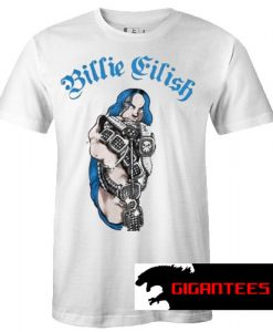 Billie Eilish bling T Shirt