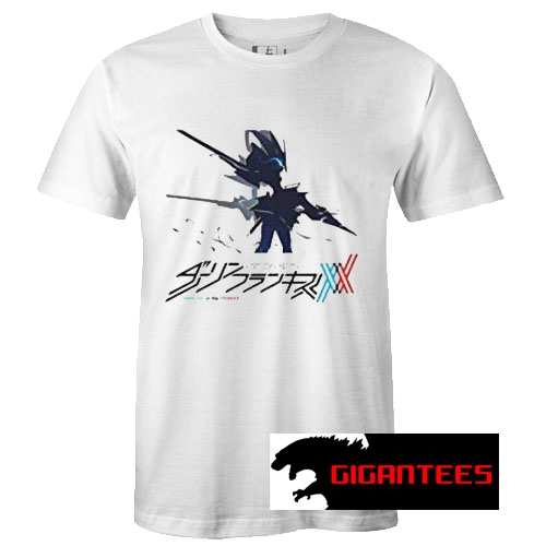 Darling in The Franxx Graffiti Cool T Shirt