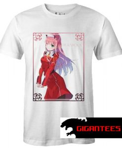 Darling in the Franxx Cute Zero T Shirt