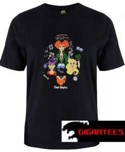 Disney Hocus Pocus Tour T Shirt
