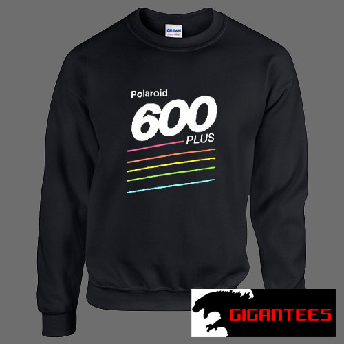 Polaroid 600 Plus Unisex Sweatshirts