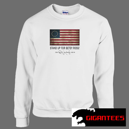 Rush Limbaugh Betsy Ross Unisex Sweatshirts