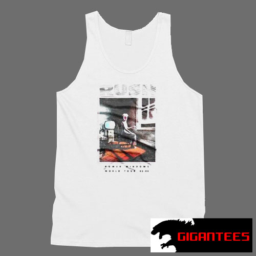 Rush Power Window Tank Top Men And Women