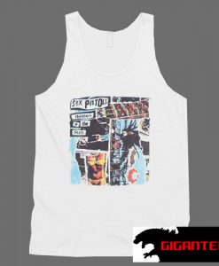 Sex Pistols Tank Top Men And Women