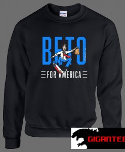 Skating Beto for America Unisex Sweatshirts