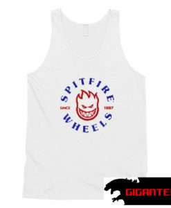 Spitfire Wheels Since 1987 Tank Top Men And Women