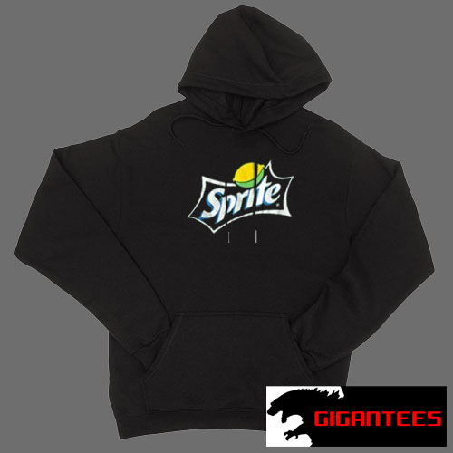 Sprite Black color Hoodies