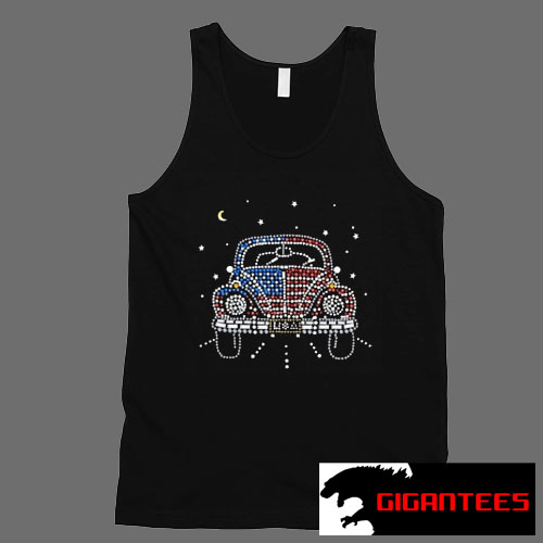 VW Volkswagon Tank Top Men And Women