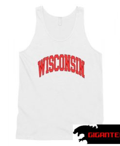 Wisconsin Tank Top Men And Women