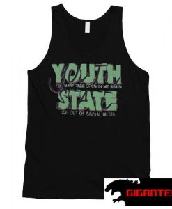 Youth State Tank Top Men And Women