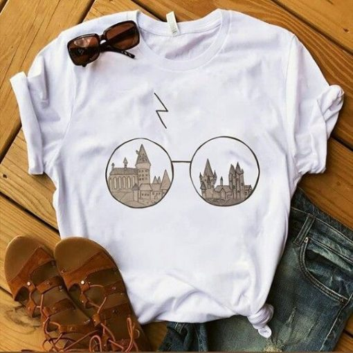 Eye Glasses Harry Potter T-shirt