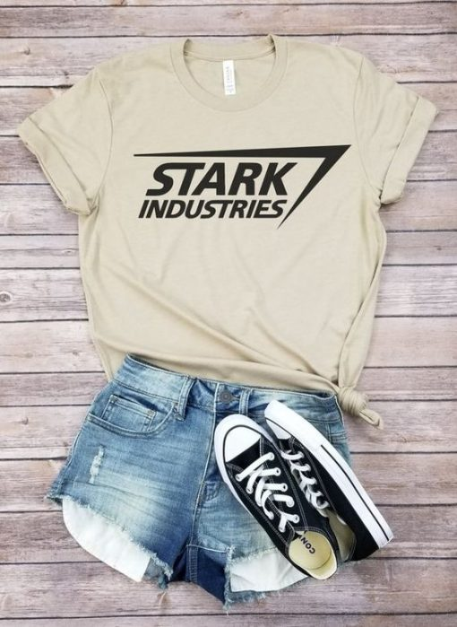 Stark industriez T-shirt