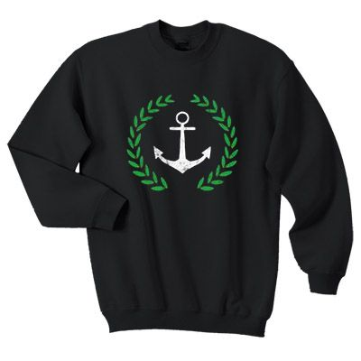 Anchor Sweatshirt ZNF08