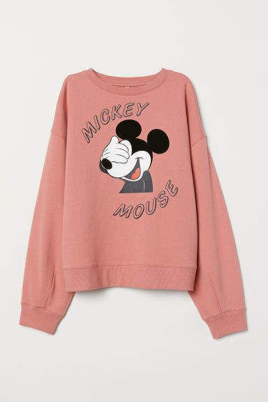 Mickey Mouse Sweatshirt ZNF08