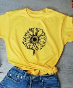 Sunflower T-Shirt ZNF08