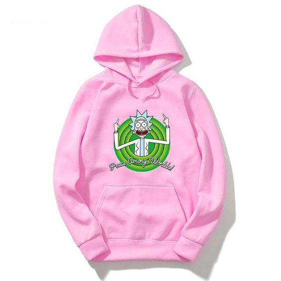2018 New Rick And Morty hoodies ZNF08