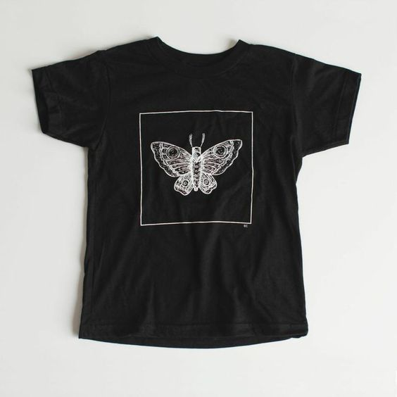 BUTTERFLY T-shirt ZNF08