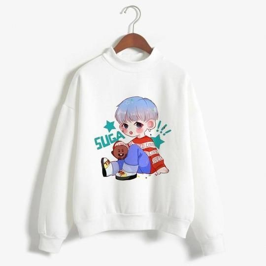 Cartoon Characters Uzumaki Sweatshirt ZNF08