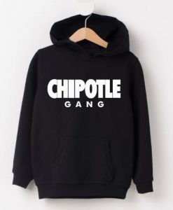 Chipotle Gang Hoodie ZNF08