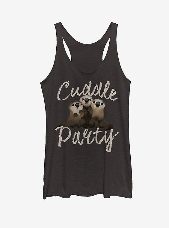 Cuddle Party Tank Top ZNF08