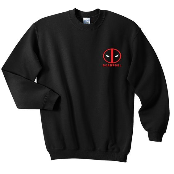 Dead Pool Sweatshirt ZNF08
