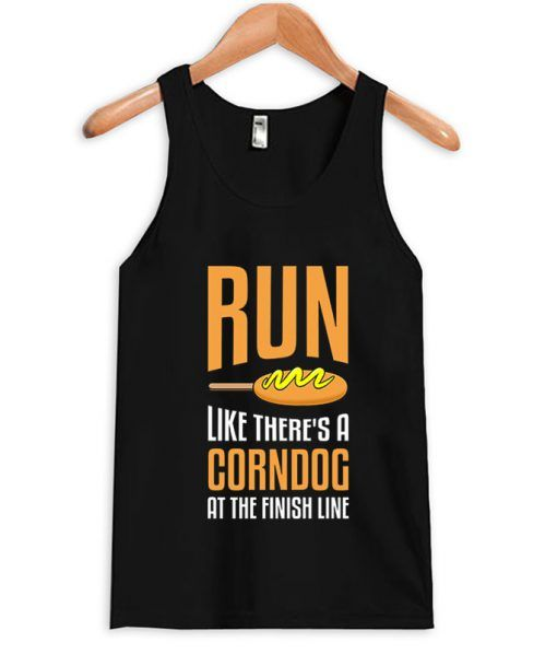 Funny Running Tank Top ZNF08