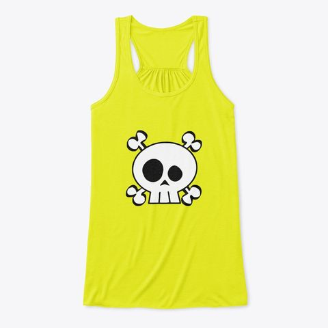 Funny Skeleton TANK TOP ZNF08
