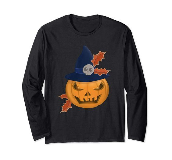 Halloween Scary Pumpkin Sweatshirt ZNF08
