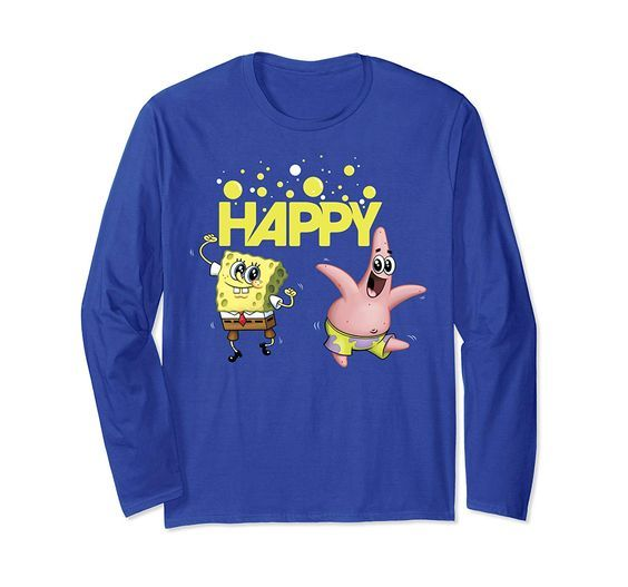 Happy Dance Spongebob Sweatshirt ZNF08