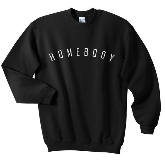 Homebody sweatshirt ZNF08
