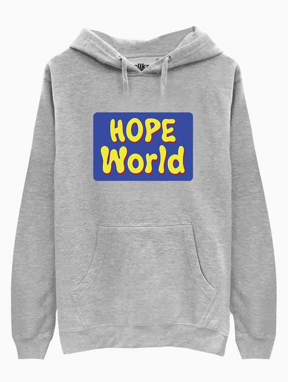 Hope World Hoodie ZNF08
