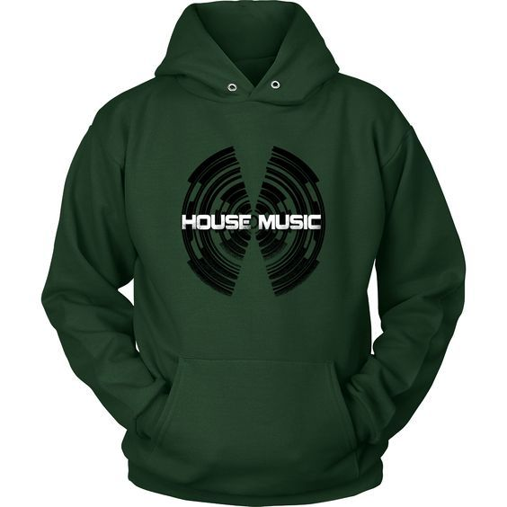 House Record Hoodie ZNF08