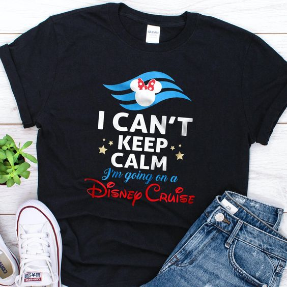 I Can't Keep Calm TSHIRT ZNF08
