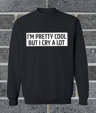 I M Pretty Sweatshirt ZNF08
