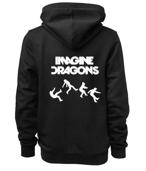 Imagine Dragons HOODIE ZNF08