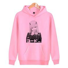 In The Darling Anime Hoodie ZNF08