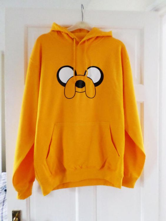 Jake the dog HOODIE ZNF08