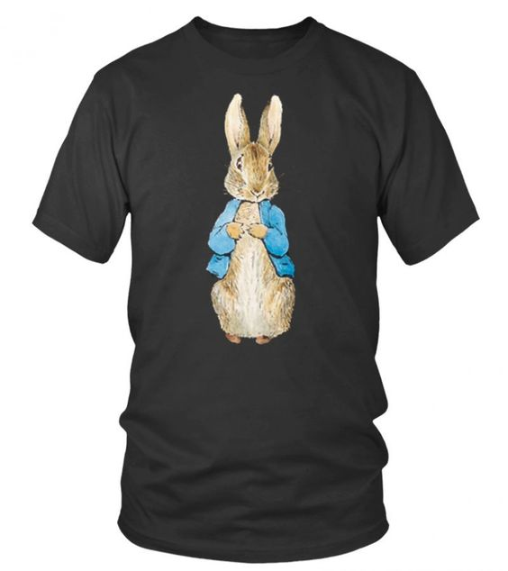 Jefferson airplane white rabbit t shirt ZNF08