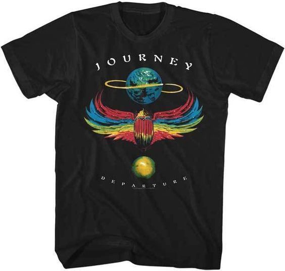 Journey Departure Tshirt ZNF08