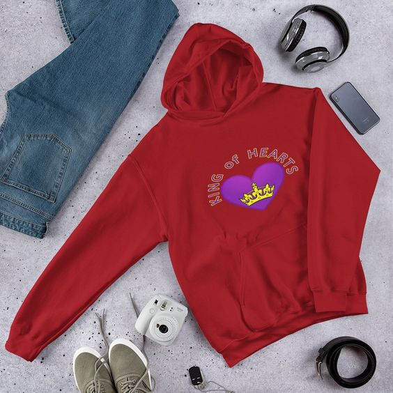 King Of Hearts HOODIE ZNF08