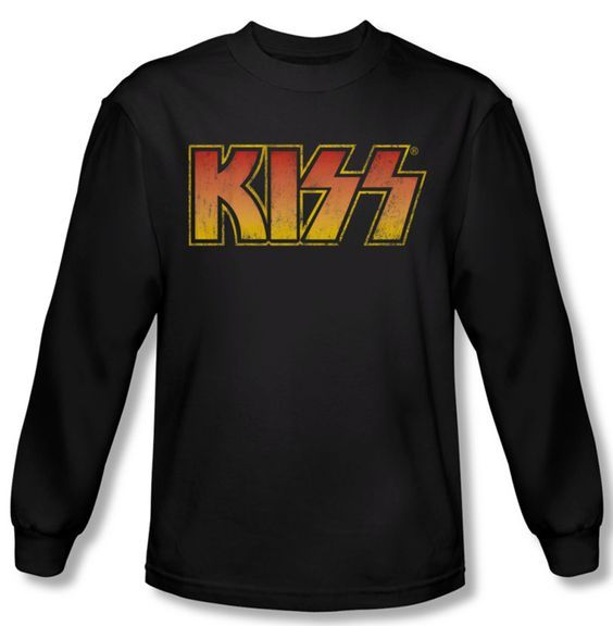 Kiss Rock Sweatshirt ZNF08