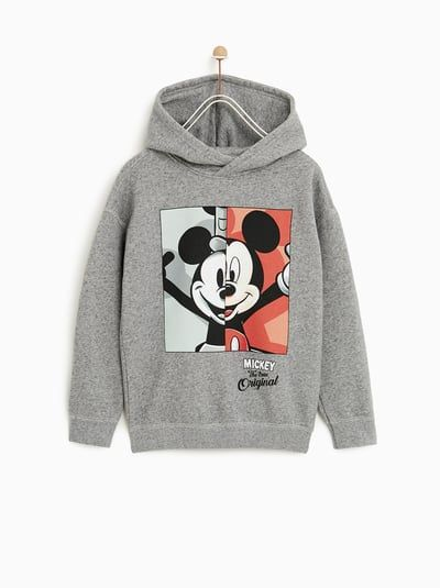 MICKEY MOUSE Hoodie ZNF08
