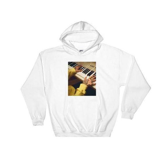 Mac Miller Hooded ZNF08