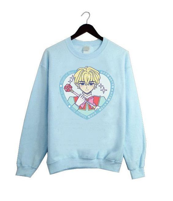 Magical Boy Sweatshirt ZNF08