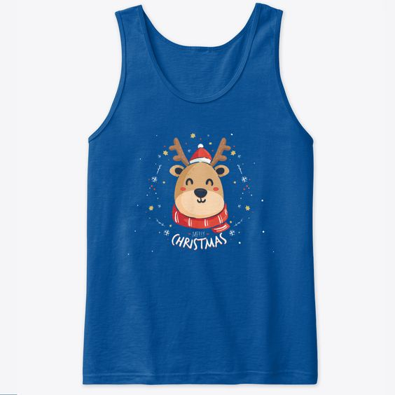 Merry Christmas TANK TOP ZNF08