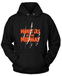 Monsters Of The Midway Hoodie ZNF08