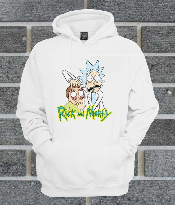 New Rick And Morty Casual Men Hoodie ZNF08