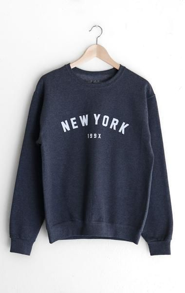 New York 199x Sweatshirt ZNF08